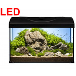 Zestaw akwariowy Startup 50 LED Expert (czarny)