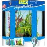 Zestaw akwariowy Tetra AquaArt Explorer 30l Crayfish, czarny - do hodowli raków
