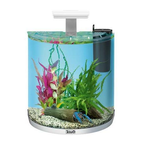 Zestaw akwariowy Tetra AquaArt Explorer LED Cray [30l] - kolor biały