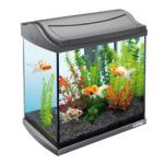 Zestaw akwariowy Tetra AquaArt led 30l Goldfish - srebrny (anthracyt)