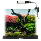 Zestaw akwarystyczny BOYU Plantset Aqua 300 [16l]