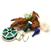 Zestaw aquadesignera SET-2:  Green Glue + Green Line + Plant Tape - do mocowania roślin