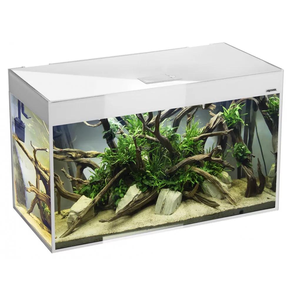 Zestaw Aquael Glossy ST 150 - biały (odbiór osobisty)