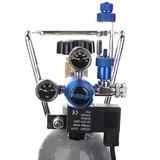 Zestaw CO2 Aquario BLUE Exclusive [5l] - z komputerem pH