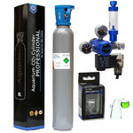 Zestaw CO2 Aquario BLUE Professional (z butlą 7l)