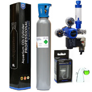 Zestaw CO2 Aquario BLUE Professional (z butlą 7l)