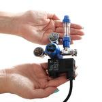 Zestaw CO2 BLUE Professional [8l] - z elektrozaworem