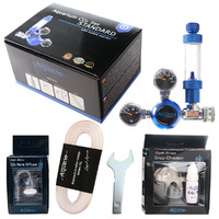 Zestaw CO2 BLUE Standard (bez butli) - bez elektrozaworu