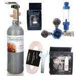 Zestaw CO2 BLUE Standard [2l] - bez elektrozaworu