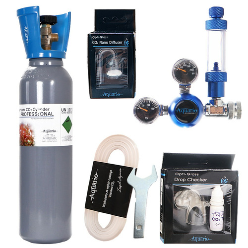 Zestaw CO2 BLUE Standard [5l] - bez elektrozaworu