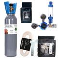 Zestaw CO2 BLUE Standard [8l] - bez elektrozaworu