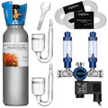 Zestaw CO2 BLUE TWIN Professional [5l] - z elektrozaworem, na 2 akwaria