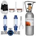 Zestaw CO2 BLUE TWIN Standard [2l] - bez elektrozaworu, na 2 akwaria