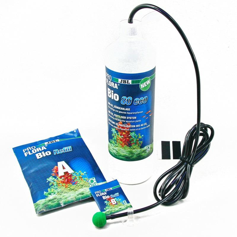 Zestaw CO2 JBL ProFlora bio80 ECO (bimbrownia)