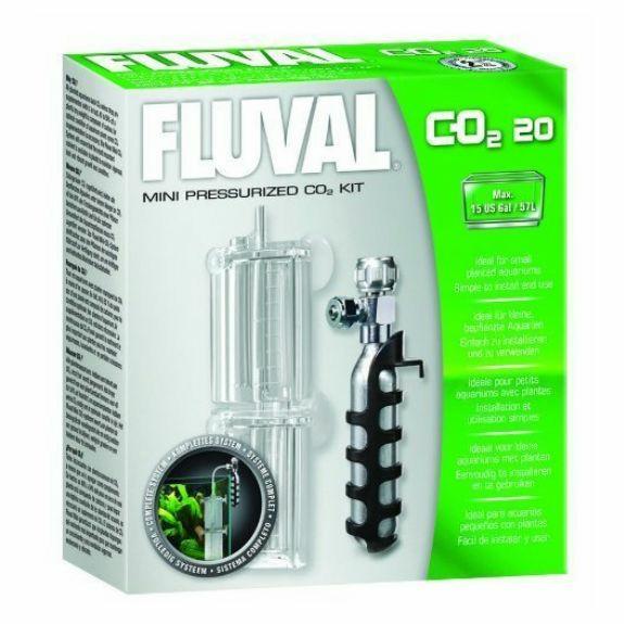 Zestaw CO2 NANO Fluval A7540 - z dzwonem