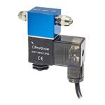 Zestaw CO2 RA (bez butli) - z elektrozaworem i komputerem pH