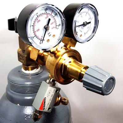 Zestaw CO2 RA [2.1l] - bez elektrozaworu