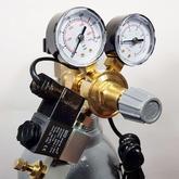 Zestaw CO2 RA [2.1l] - z elektrozaworem i komputerem pH