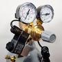 Zestaw CO2 RA [8l] - z elektrozaworem