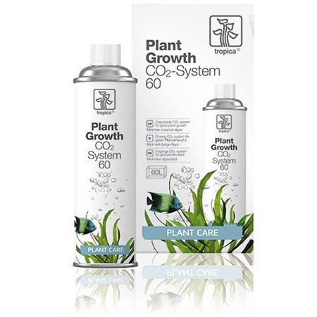 Zestaw CO2 TROPICA System 60 [5000ml] - CO2 w sprayu