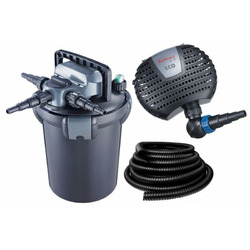 Zestaw filtracji ciśnieniowej PRO ECO do oczka 9000l