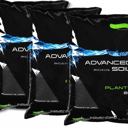 Zestaw: H.E.L.P. Advanced Soil Plants [3x8l]