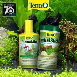 Zestaw nawozów Tetra: PlantaMin + InitialSticks