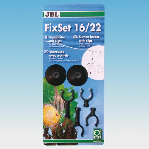 Zestaw przyssawek i elementów dystansowych filtra e1500 oraz e15