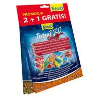 Zestaw saszetek TetraPro Algae + TetraPro Energy + TetraPro Colour [3x12g]