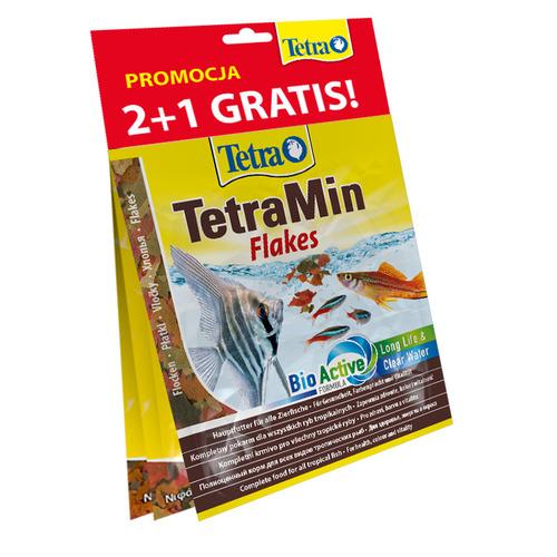Zestaw saszetek TetraRubin + TetraPhyll + TetraMin [3x12g]