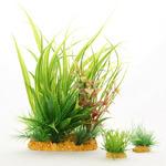 Zestaw sztucznych roślin Yusee - rośliny trawiaste