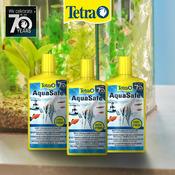 Zestaw Tetra AquaSafe 3x500ml - uzdatniacz wody