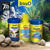 Zestaw Tetra do pielęgnacji krewetek: Pokarm Tetra Wafer Mix + Tetra Crusta Granules + Tetra Crusta AquaSafe