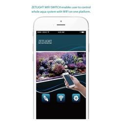 Zetlight WiFI Switch A100 (Lancia,Qmaven)