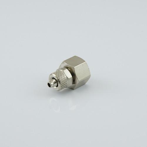 Złączka metalowa zaciskowa 1/4 cala GW [6mm]