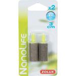 Zolux 2 Kamienie napowietrzające - cylinder [3cm]