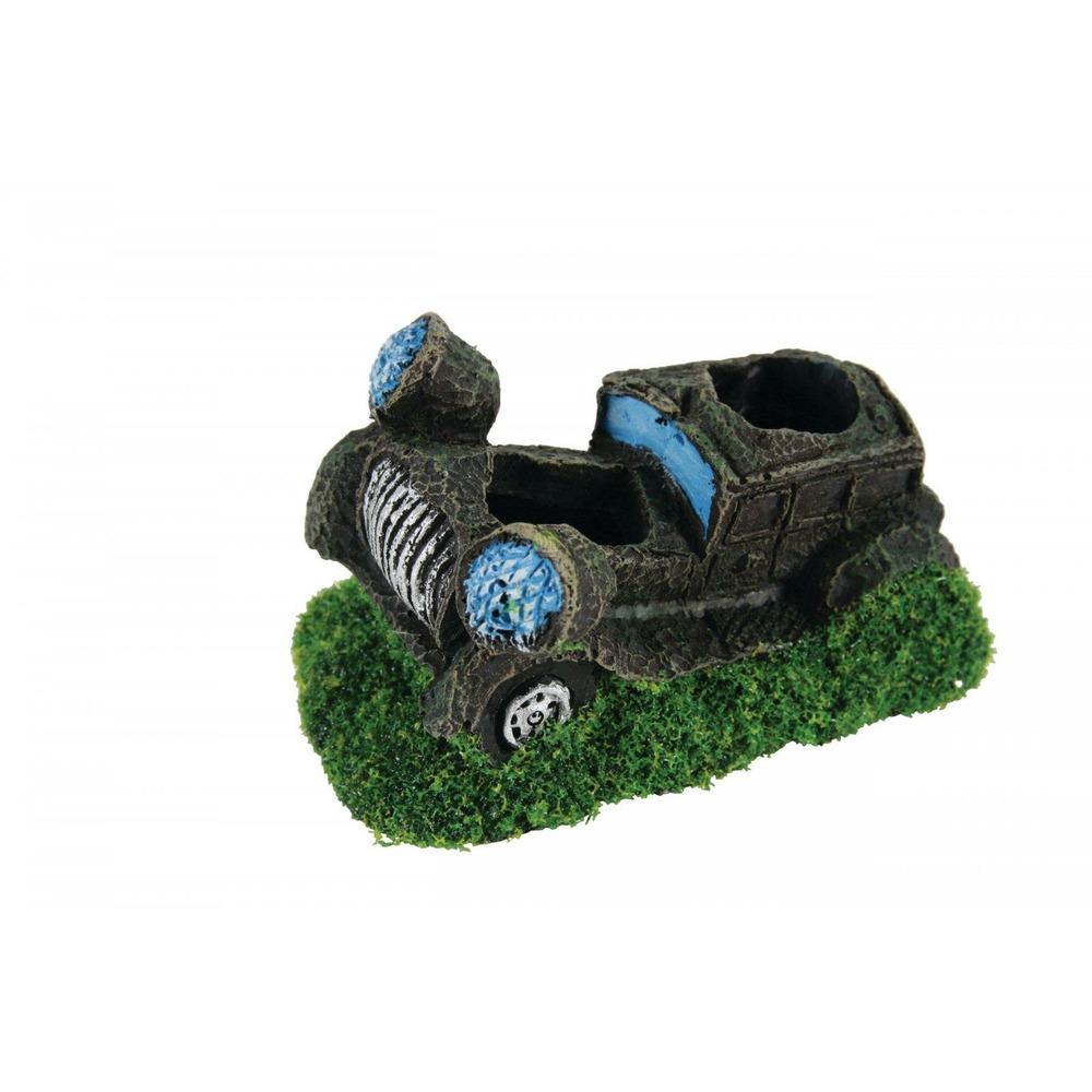 ZOLUX Dekoracja akw. Car w/plant