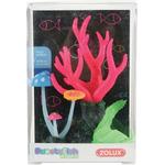 Zolux Dekoracja akwarystyczna SweetyFish Phospho Roślinki Mix 3 róźne kolory