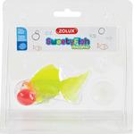 Zolux Dekoracja akwarystyczna SweetyFish Phospho Rybka Bubble
