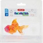 Zolux Dekoracja akwarystyczna SweetyFish Phospho Rybka Lionhead