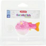 Zolux Dekoracja akwarystyczna SweetyFish Phospho Rybka Puffer różne kolory