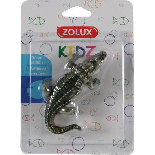 ZOLUX Dekoracja akwarystyczna z magnesami krokodyl