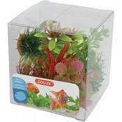 Zolux Dekoracje roślinne mix x 6 szt. zestaw 1