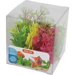 Zolux Dekoracje roślinne mix x 6 szt. zestaw 4