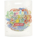 ZOLUX Kamyki szklane Agathe mix