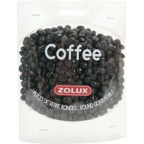 ZOLUX Perełki szklane COFFEE [472g]