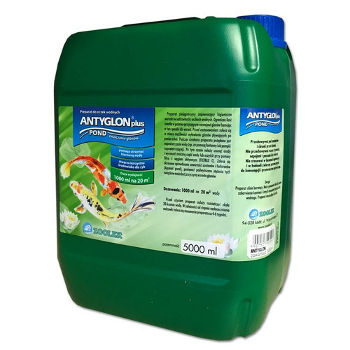 Zoolek Antyglon POND [5000ml] - preparat na glony