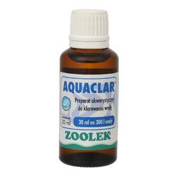 Zoolek Aquaclar [30ml] - na zielony zakwit wody