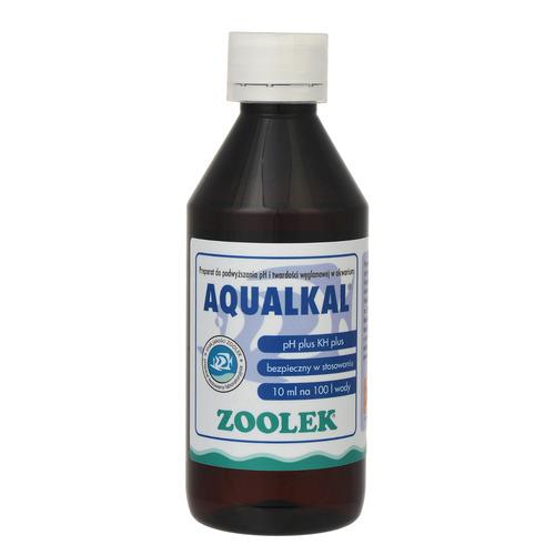 Zoolek Aqualkal [30ml] - podwyższa pH i twardość wody