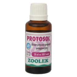 Zoolek Aquasan / Protosol [30ml] - na pierwotniaki, bakterie i pleśnie